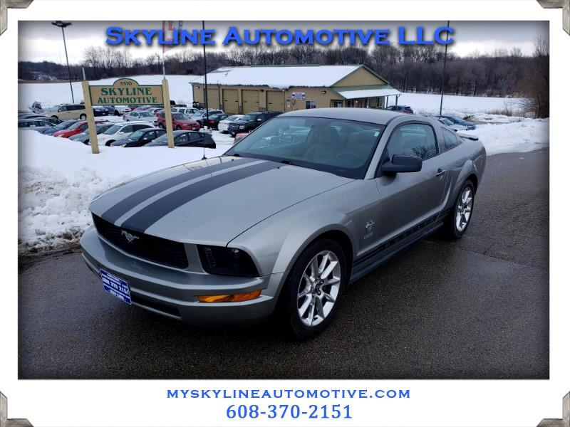 Ford Mustang V6 Premium Coupe 2009