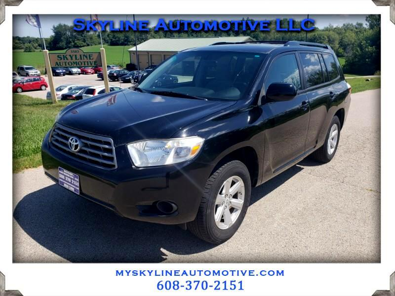Toyota Highlander Base 2WD I4 2010