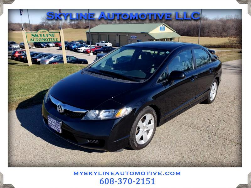 Honda Civic EX Sedan 5-Speed AT 2009