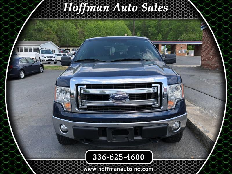 2014 Ford F-150 XLT SuperCrew Short Bed 4WD
