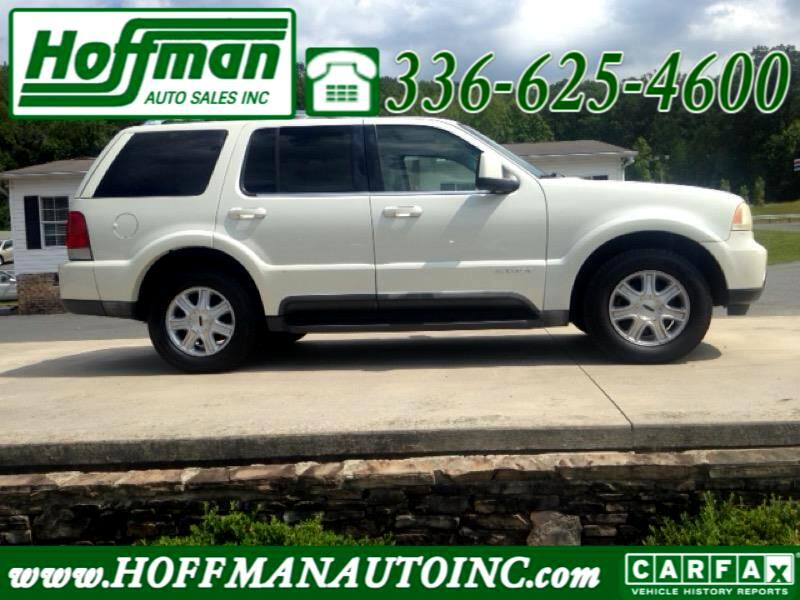 Lincoln Aviator Luxury 2WD 2003