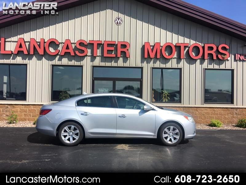 Buick LaCrosse 4dr Sdn CXL 2010