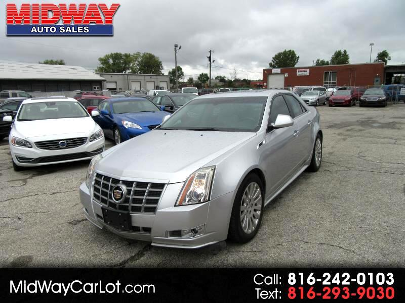 2012 Cadillac CTS 4dr Sdn 3.6L Premium RWD