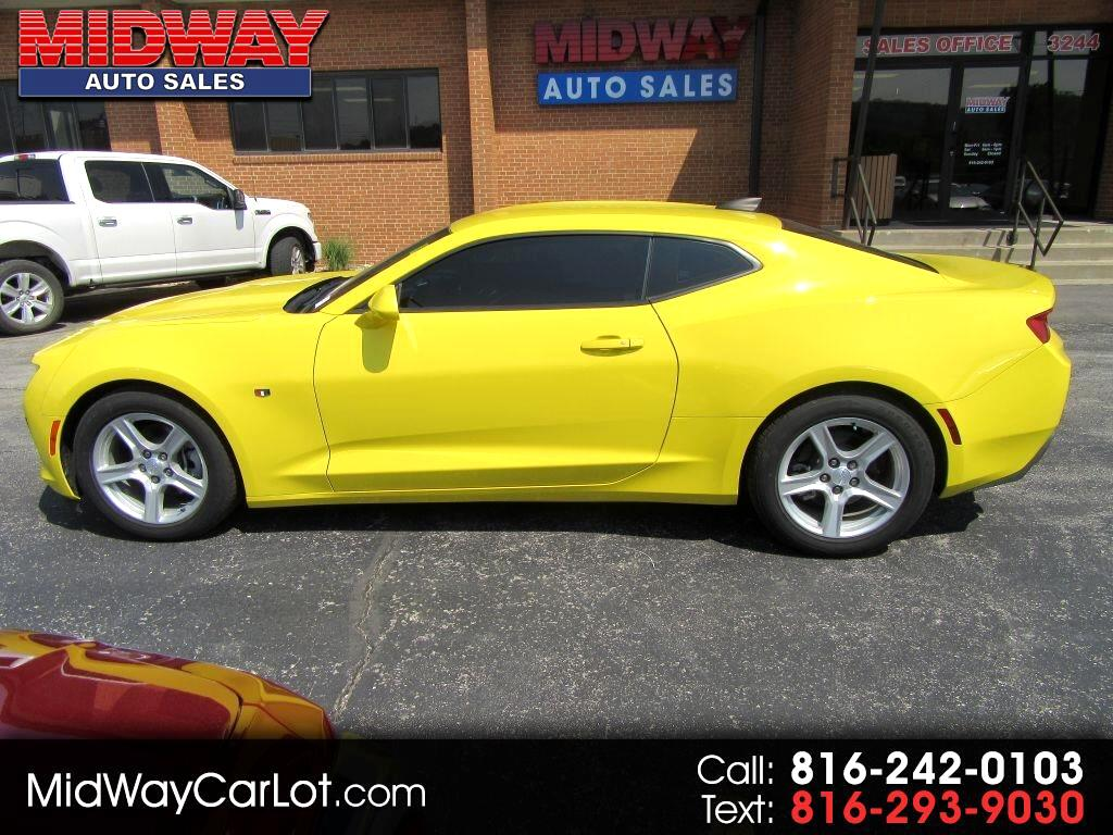 Chevrolet Camaro 2LT Coupe 2017