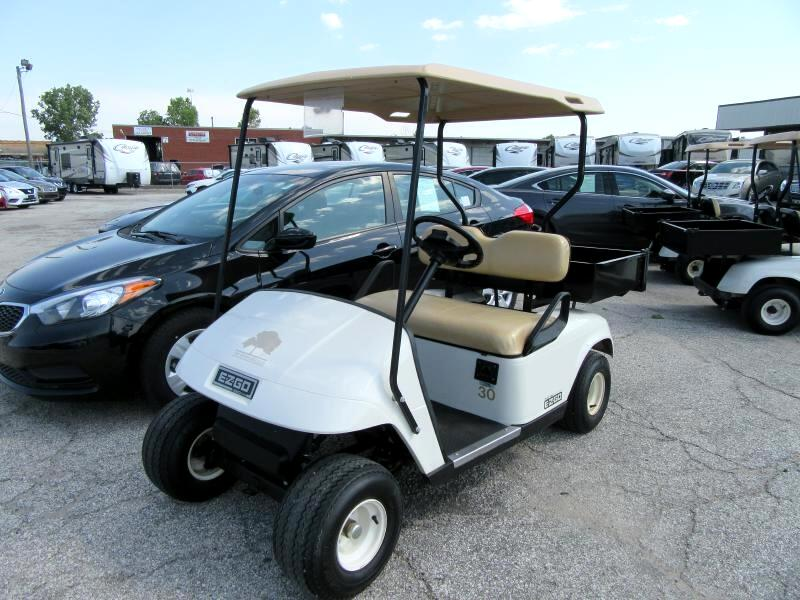 2011 EZ-GO Golf Cart