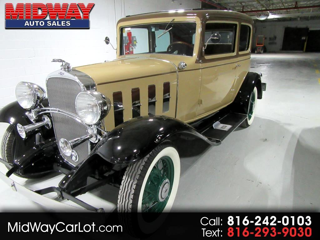 Chevrolet Confederate  1932