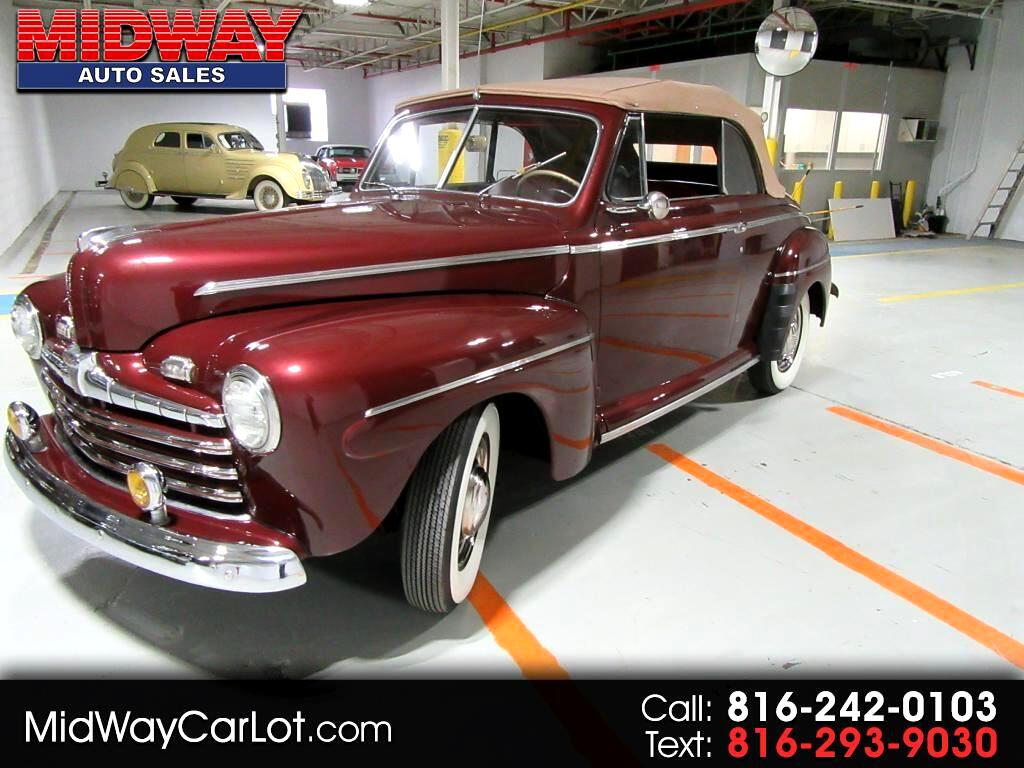 used 1946 ford deluxe for sale in kansas city mo 64120 midway auto. Black Bedroom Furniture Sets. Home Design Ideas