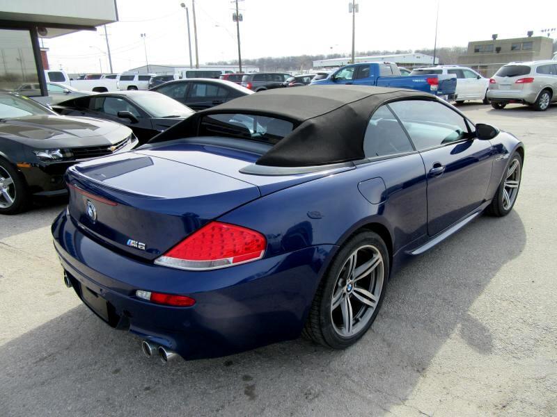 2007 BMW M6 2dr Conv M6