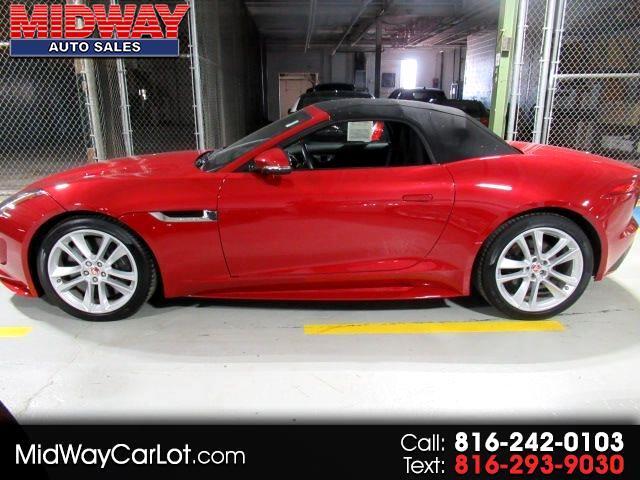 2016 Jaguar F-Type 2dr Conv Auto S AWD