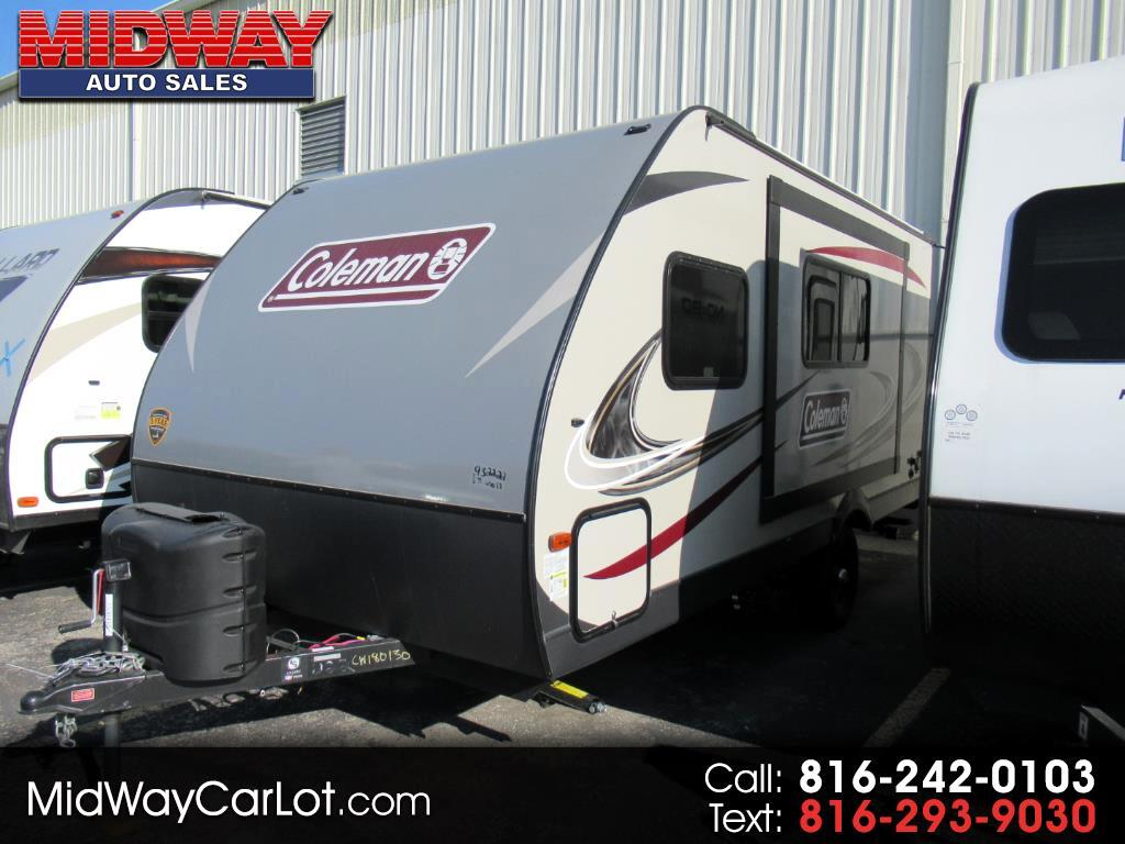 2019 Coleman Travel Trailer LIGHT 1605FB