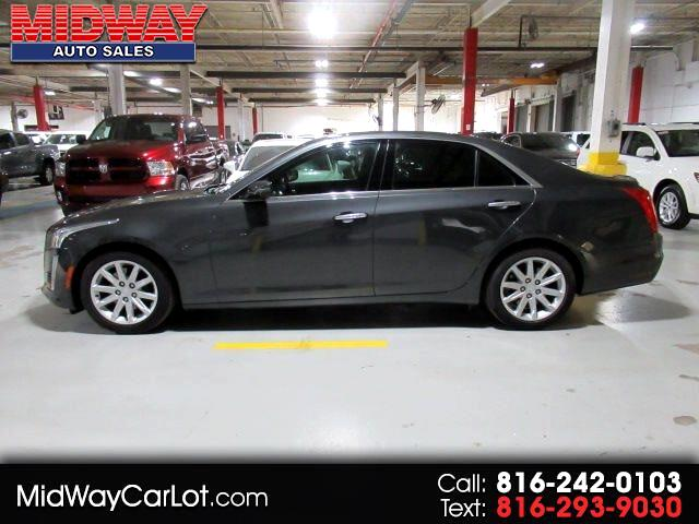 2015 Cadillac CTS 4dr Sdn 2.0L Turbo RWD