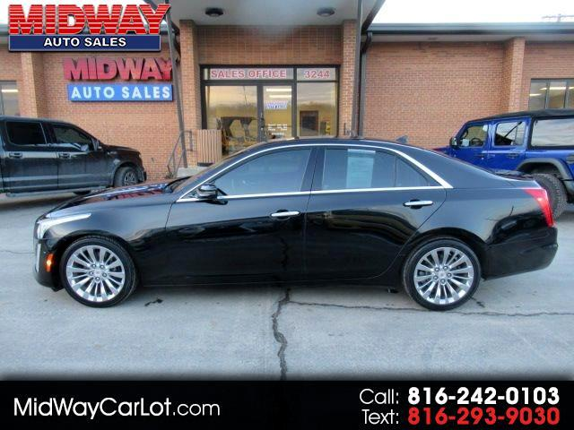 2014 Cadillac CTS 4dr Sdn 2.0L Turbo Performance RWD