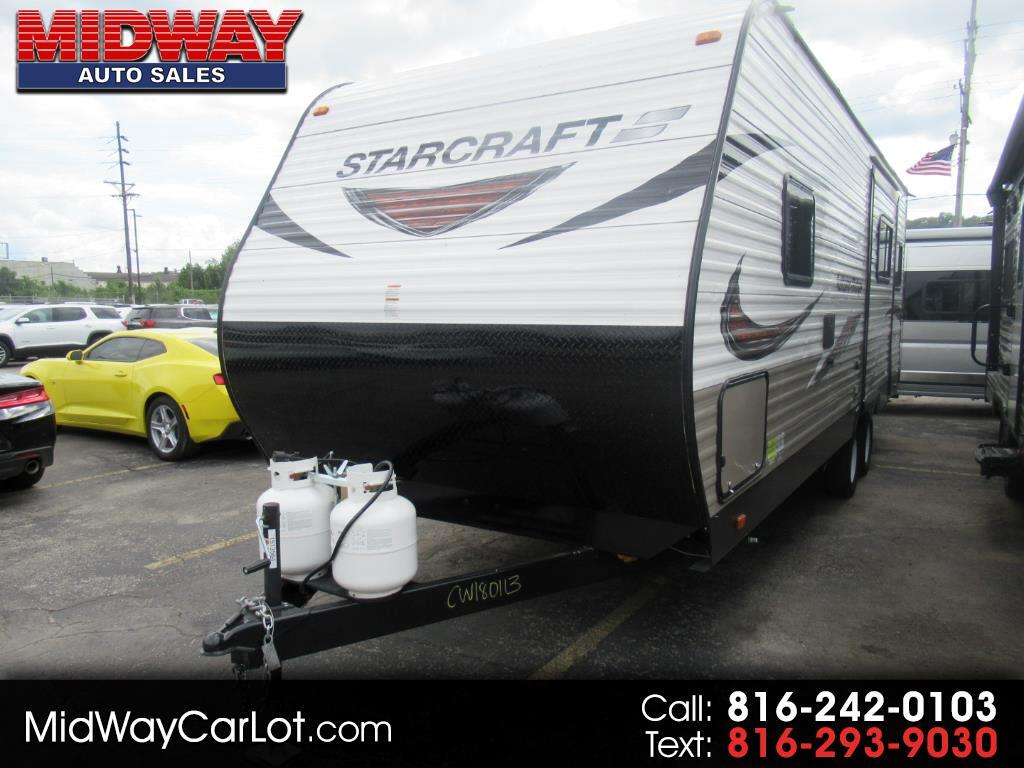 2018 StarCraft Autumn Ridge 23RLS