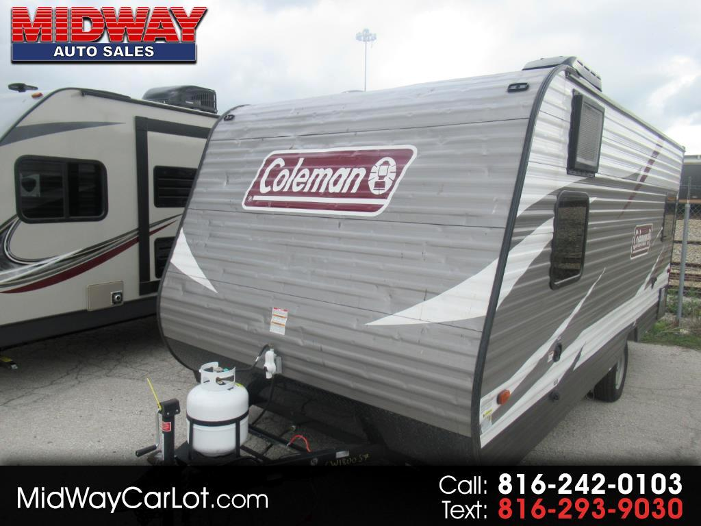 2018 Coleman Travel Trailer LANTERN 17RD