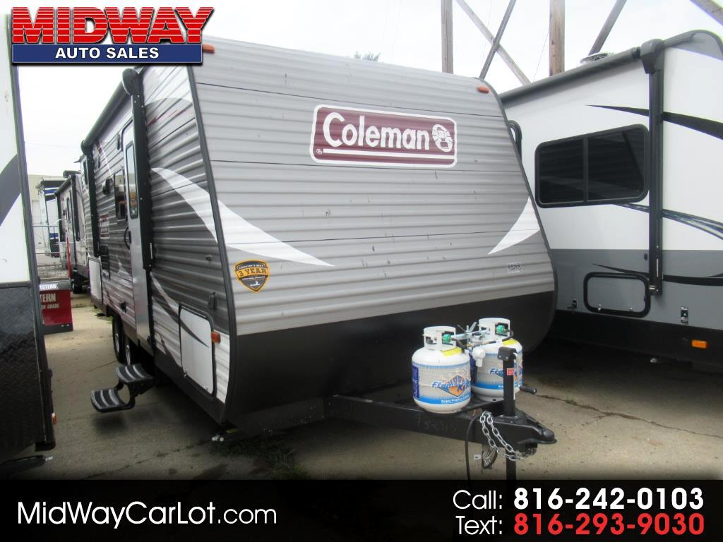 2019 Coleman Travel Trailer LANTERN 215BH