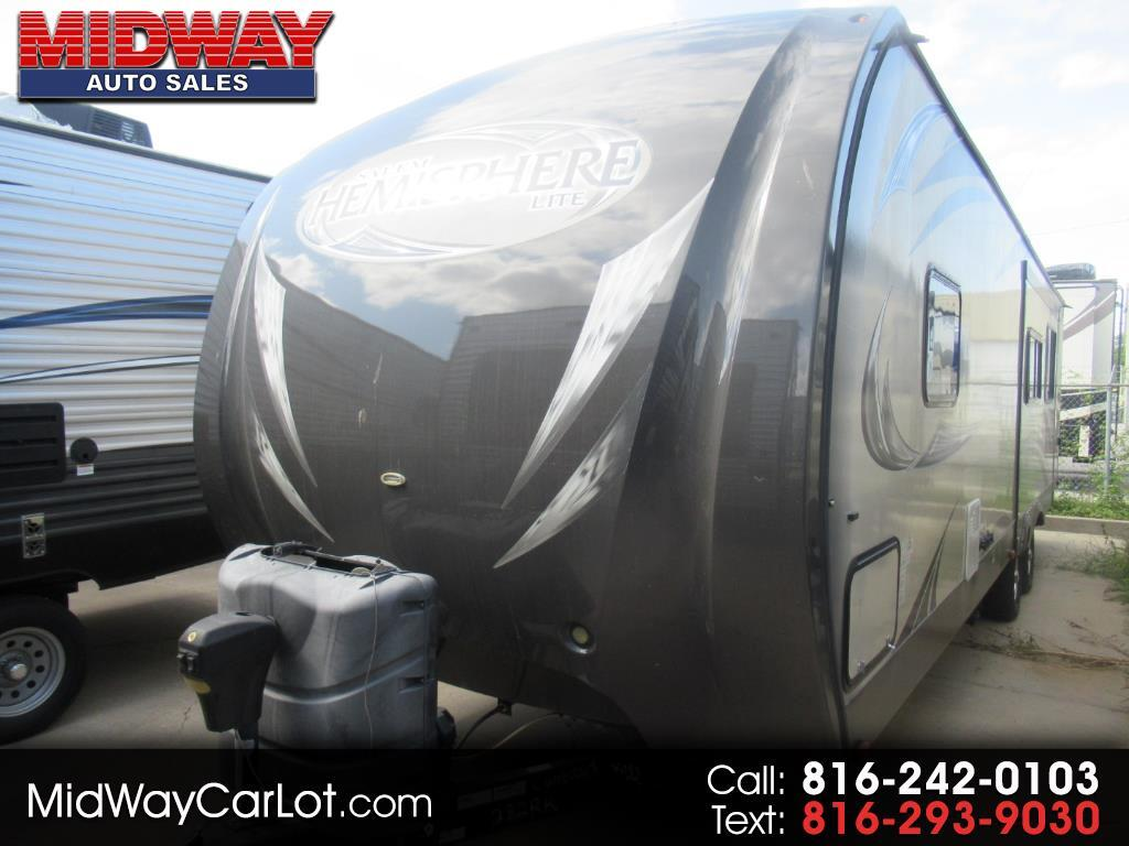 2013 Forest River Hemisphere 282R