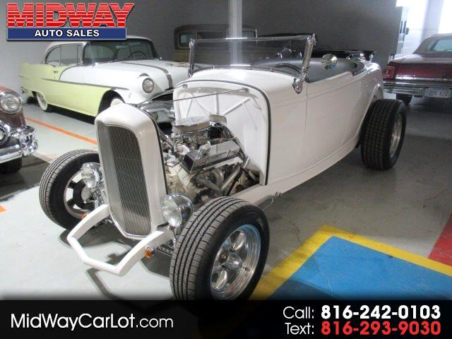 used 1932 ford roadster for sale in kansas city mo 64120 midway auto. Black Bedroom Furniture Sets. Home Design Ideas