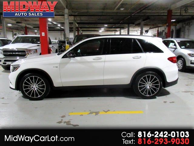 Mercedes-Benz GLC AMG GLC 43 4MATIC SUV 2018