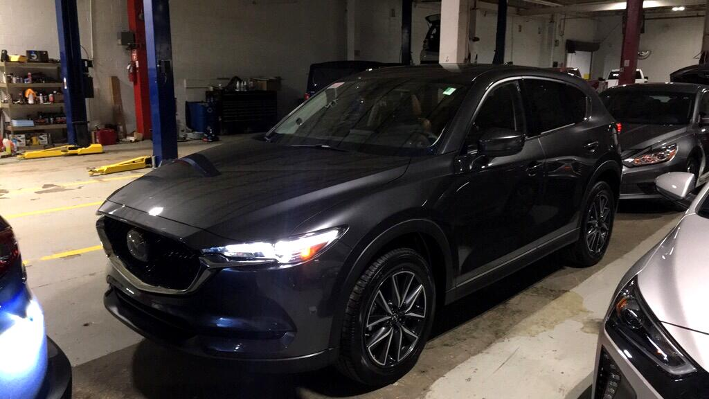 2018 Mazda CX-5 Grand Touring FWD