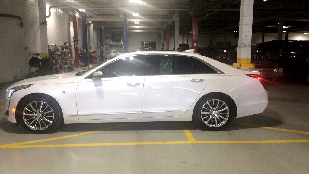 2017 Cadillac CT6 4dr Sdn 3.6L Luxury AWD