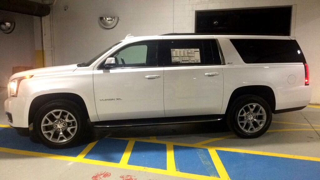 GMC Yukon XL 2WD 4dr SLT 2018