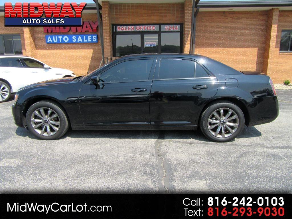 2014 Chrysler 300 4dr Sdn 300S AWD
