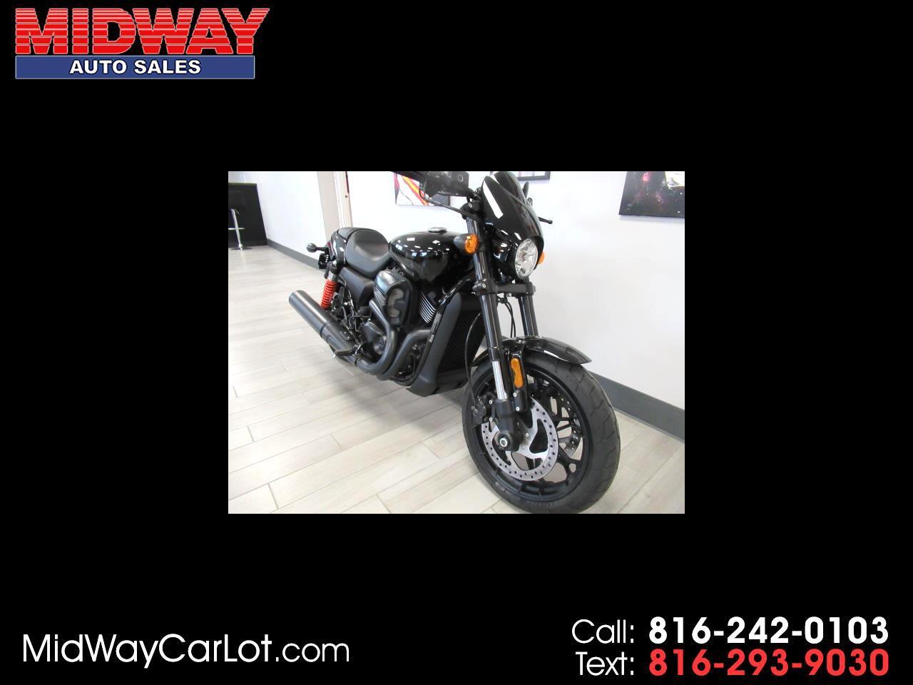 2018 Harley-Davidson XG750
