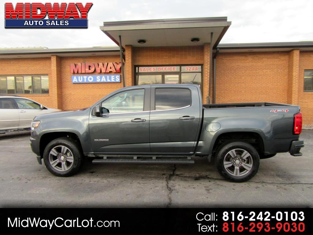 "Chevrolet Colorado 4WD Crew Cab 128.3"" LT 2015"