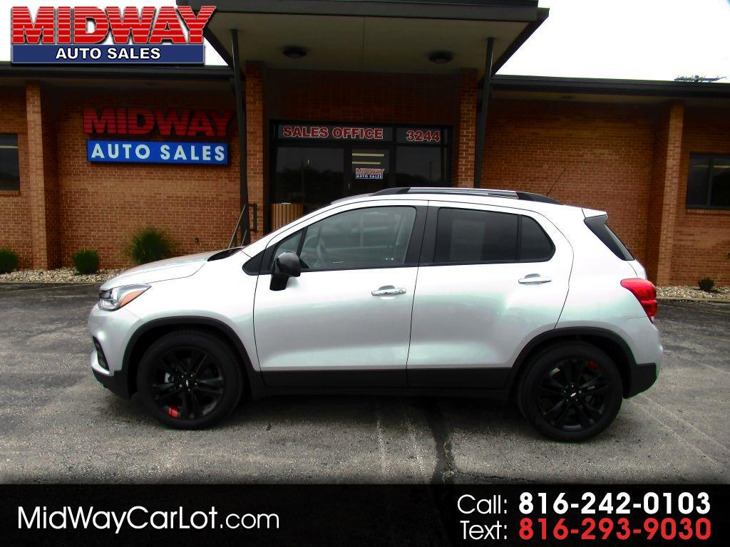 Chevrolet Trax FWD 4dr LT 2020