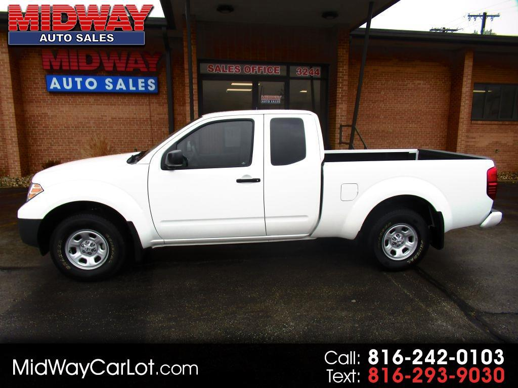 Nissan Frontier King Cab 4x2 S Auto 2019