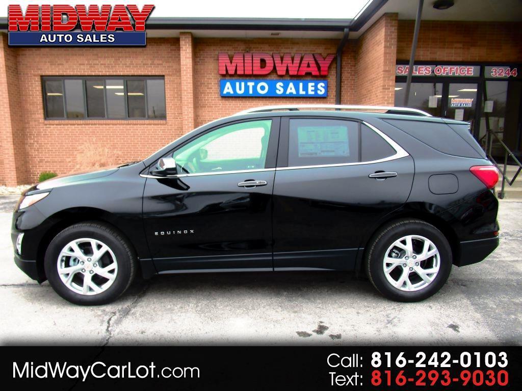 Chevrolet Equinox Premier 1.5 2WD 2020