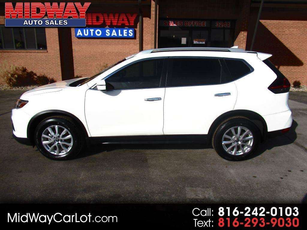 Nissan Rogue S 2WD 2019