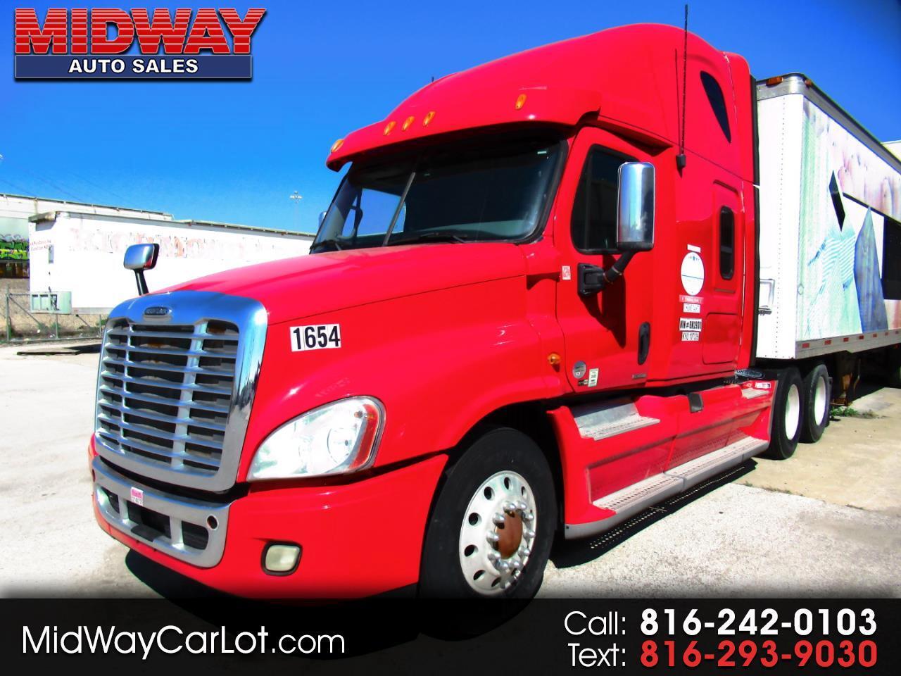 Freightliner Cascadia 125  2012