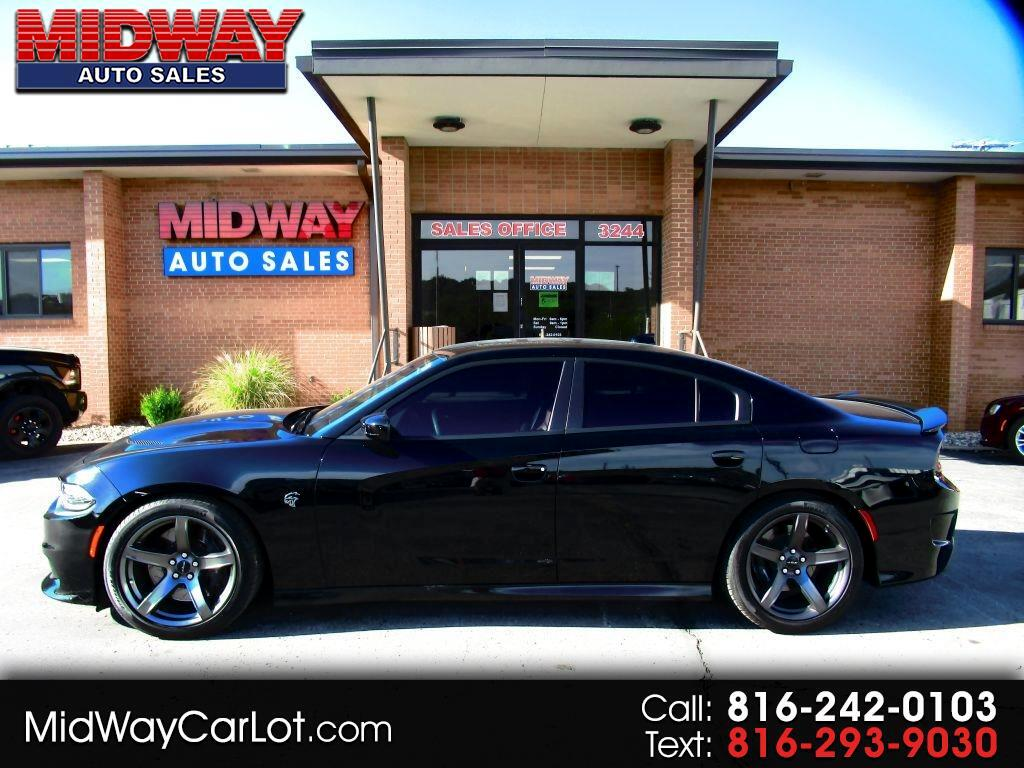 Dodge Charger 4dr Sdn SRT Hellcat RWD 2018
