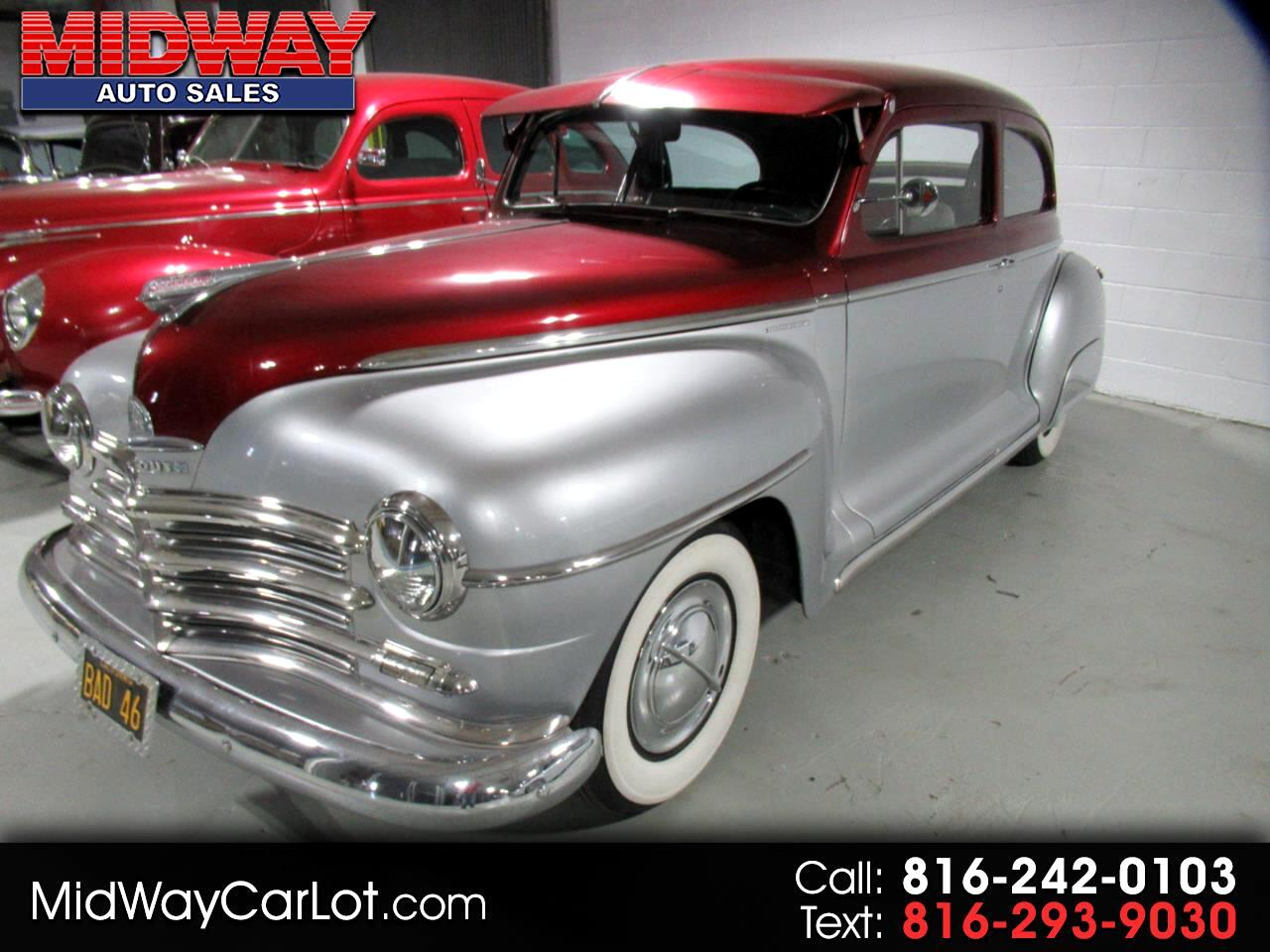 Plymouth Deluxe  1946