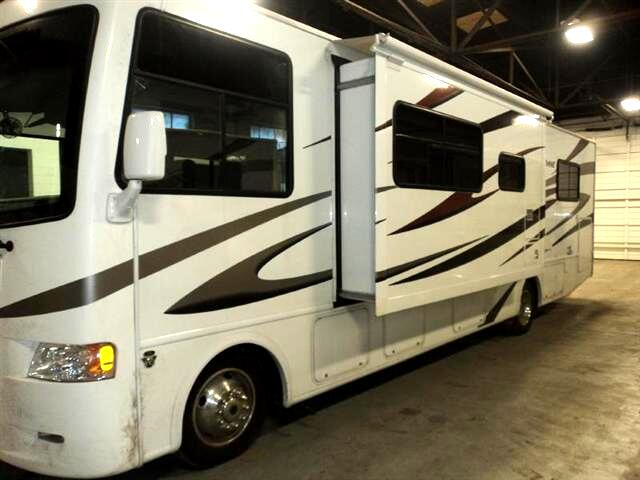 2011 Ford Stripped Chassis Motorhome CLASS A MOTORHOME