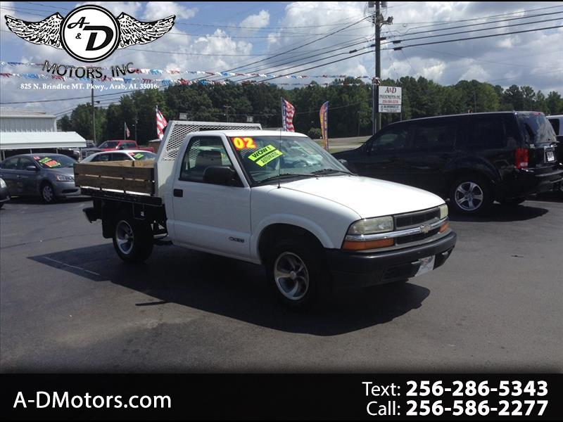 Chevrolet S10 Pickup Long Bed 2WD 2002