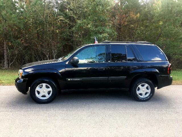 2003 Chevrolet TrailBlazer LS 2WD