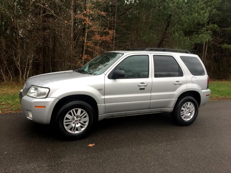 2007 Mercury Mariner Luxury 4WD