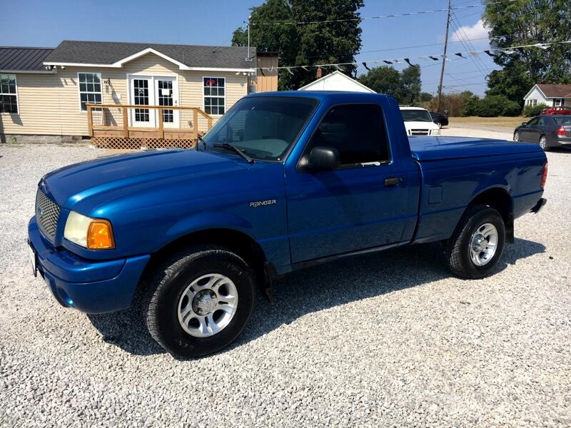2003 Ford Ranger XL Short Bed 2WD - 311A