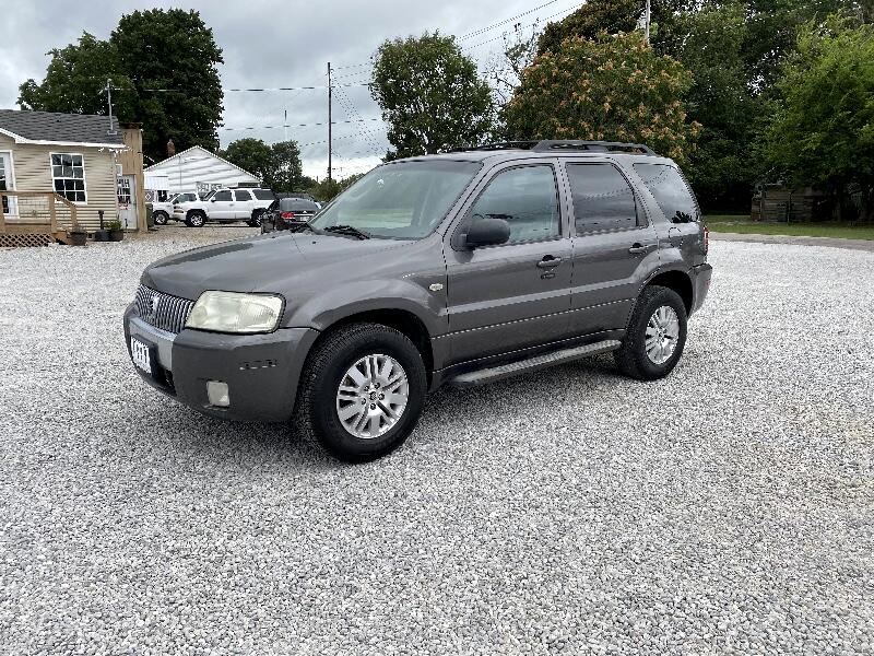 Mercury Mariner Luxury 4WD 2005