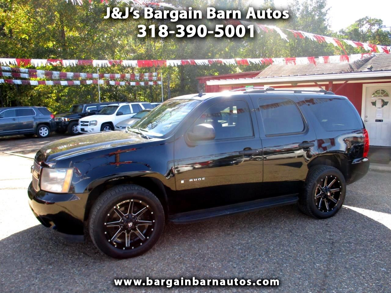 2008 Chevrolet Tahoe LS 2WD