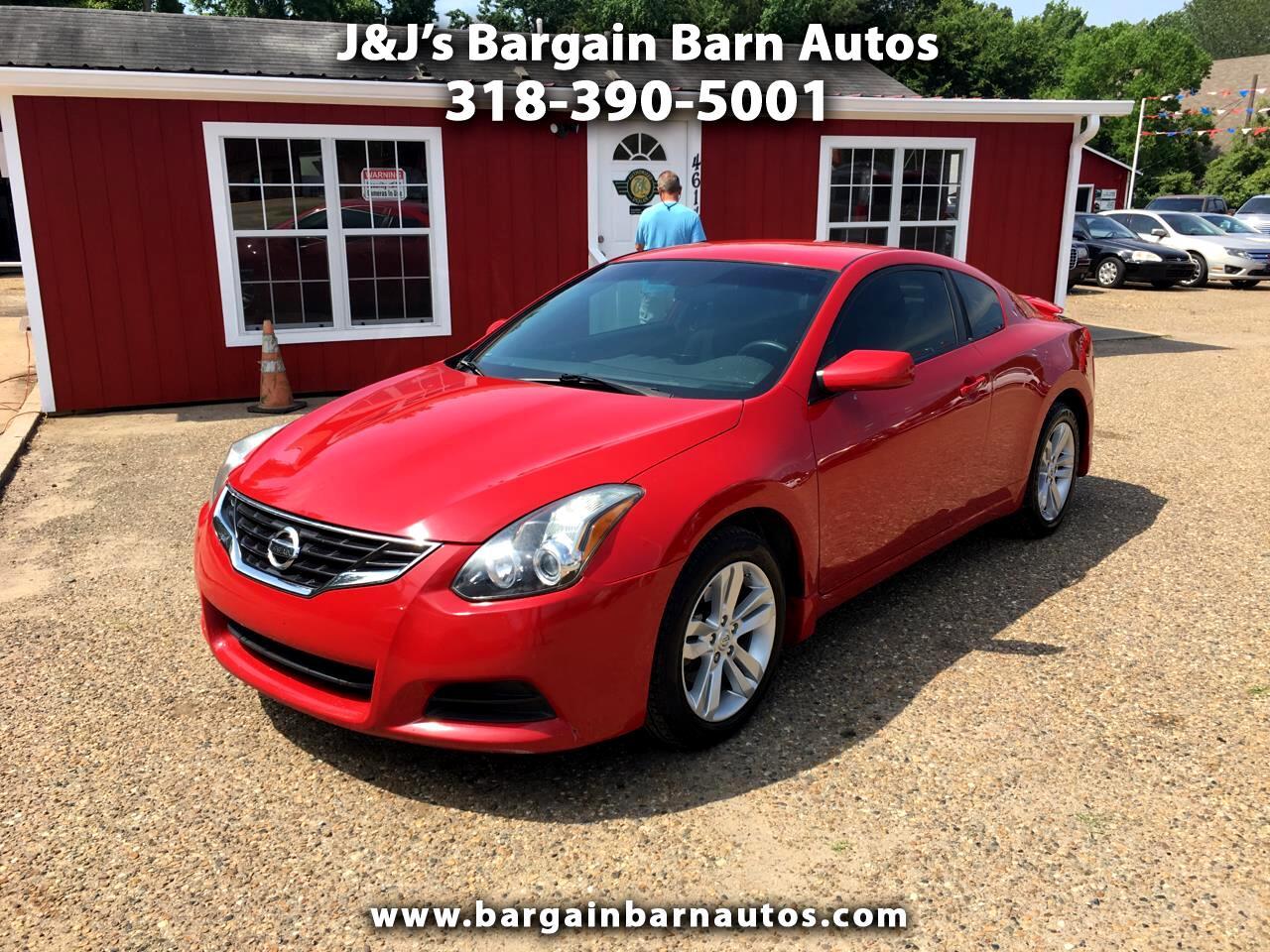 Used 2012 Nissan Altima for Sale in Haughton LA 71037 J&J ...