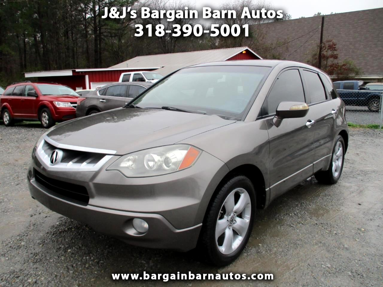 Acura RDX 5-Spd AT 2008