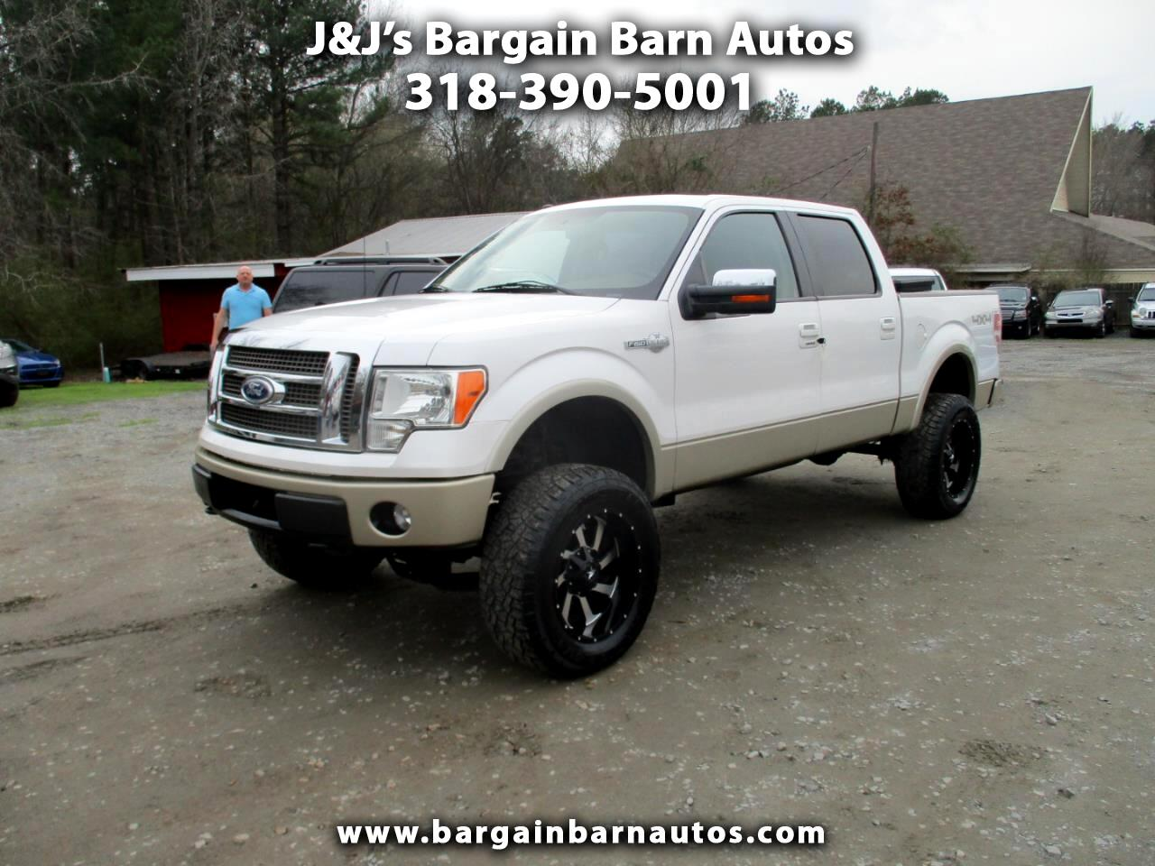 Ford F-150 King Ranch SuperCrew 4WD 2010