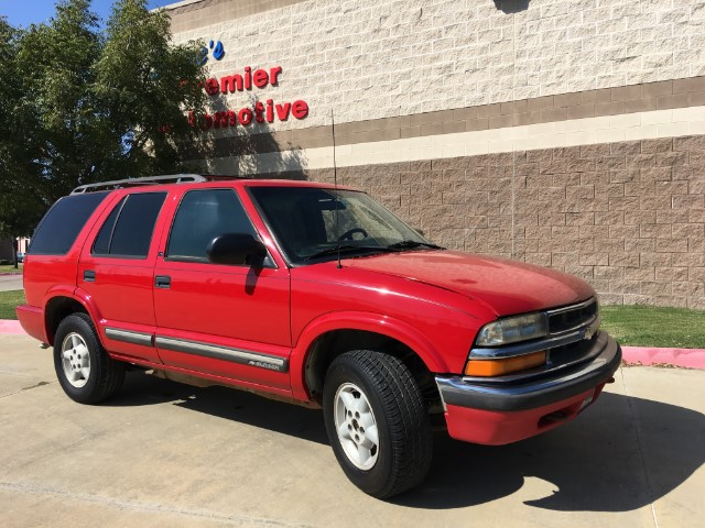 Used 2000 Chevrolet Blazer Ls 4 Door 4wd For Sale In Dallas