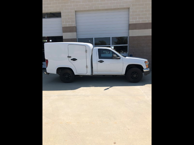 Chevrolet Colorado Work Truck 2WD 2007