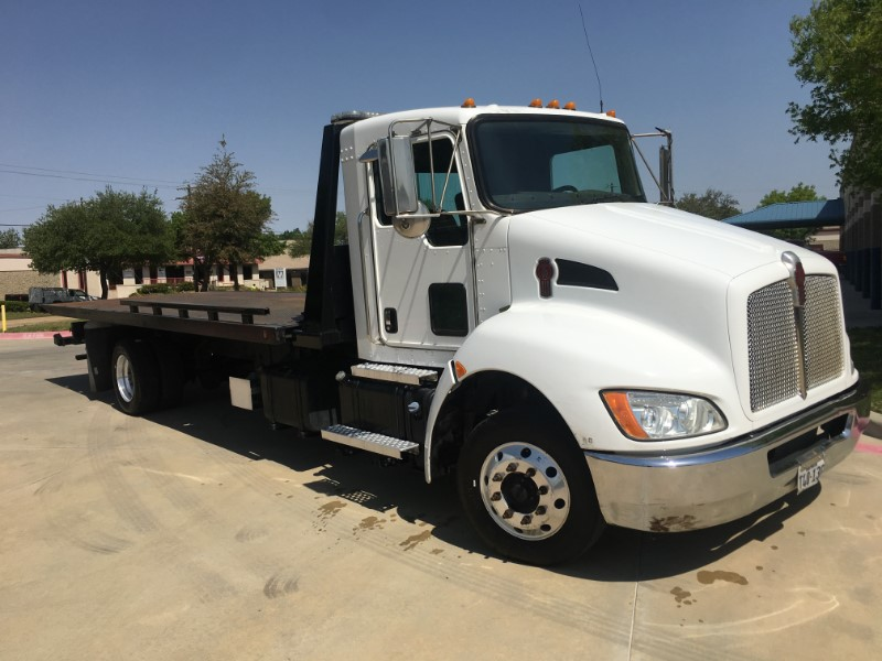 Kenworth T3 Series  2013