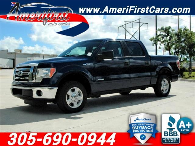 2011 Ford F-150 2WD SuperCrew 150