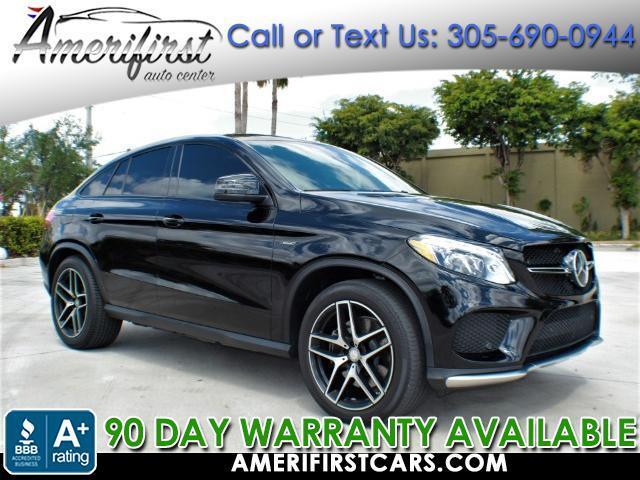 2016 Mercedes-Benz GLE Class GLE400 4MATIC